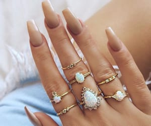 manicure, tumblr inspo, and nails goals image