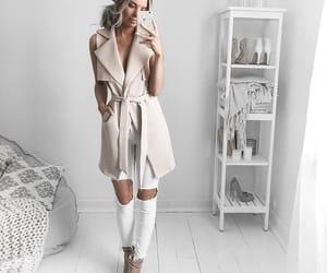 fashion, model, and modern image