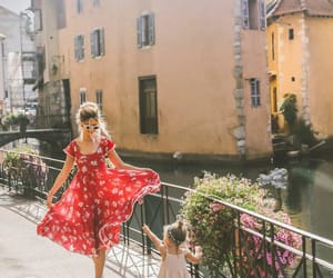 dress, photography, and travel image