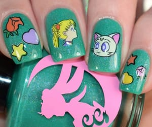 colors, sailor moon, and femenine image