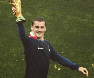 football, griezmann, and france image