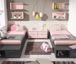 bedroom, casa, and cool image