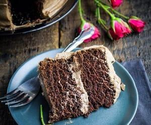 chocolate, comida, and delicioso image