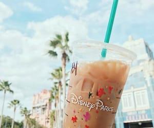 disney and coffee image