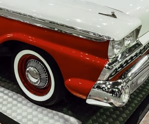 50, car, and classic image