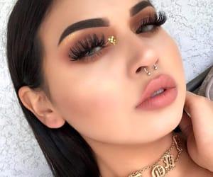eye, eyebrow, and natural image