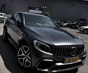 benz, black, and car image