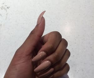 cool, nails, and style image