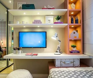 bedroom, home, and designe image
