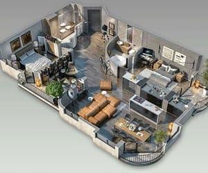 floor, home, and designe image