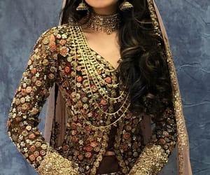 bridal, bride, and pakistan image
