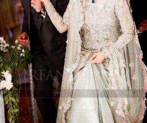 bride, groom, and pakistan image