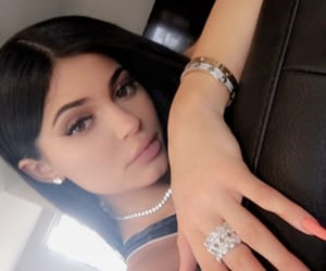 beauty, pretty, and kylie jenner image