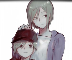 anime, kido tsubomi, and kagerou project image