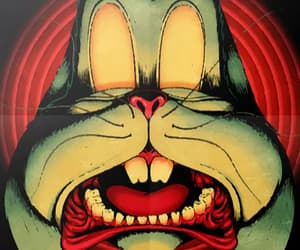 bugs bunny and illustration image