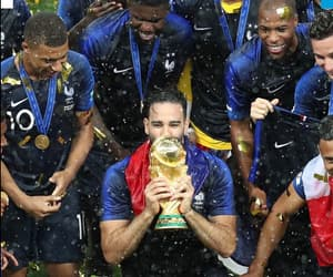 coupe, russia2018, and adil rami image