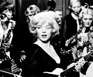 gif, some like it hot, and Marilyn Monroe image
