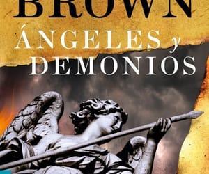book, vittoria, and dan brown image