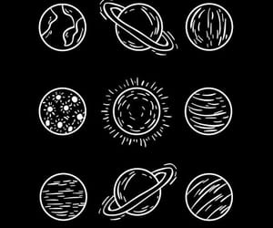 planets, wallpaper, and tumblr image