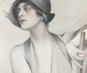 1920s, 1923, and illustration image