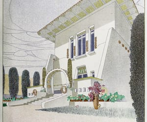 architecture, austria, and design image