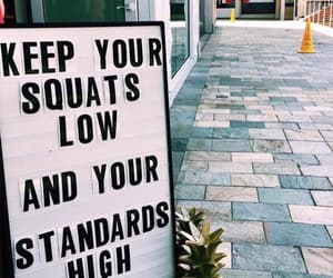 fitness, quotes, and inspiration image