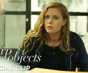 sharp objects and Amy Adams image