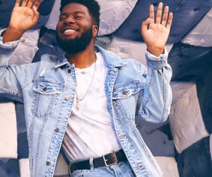khalid, concert, and music image