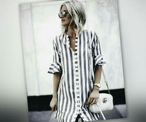 boho, stripes, and want image