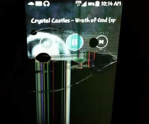 crystalcastles, follow, and glitch image
