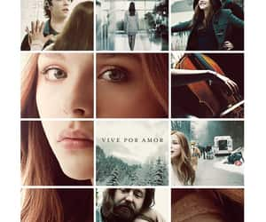 mia, if i stay, and love image