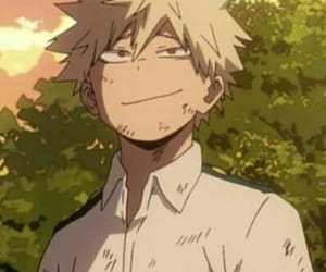 mha, boku no hero academia, and bakugou image
