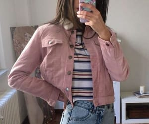 pink, goals, and jeans image