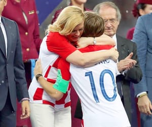 Croatia and luka modric image
