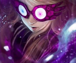 harry potter, luna lovegood, and style image