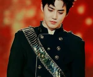 exo, prince suho, and suho image