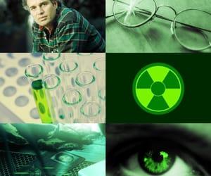 character, edit, and green image