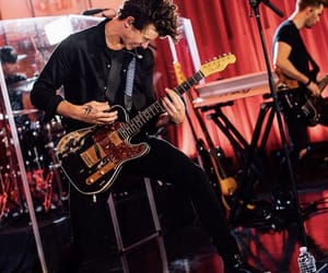 shawn mendes, celebrity, and guitar image