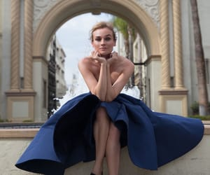 diane kruger, pretty, and girl image