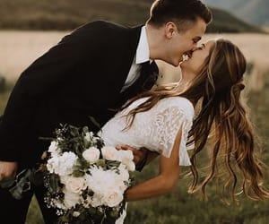couple, photography, and wedding image
