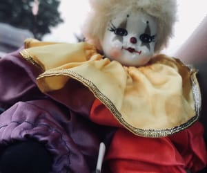 circus, clown, and cute image