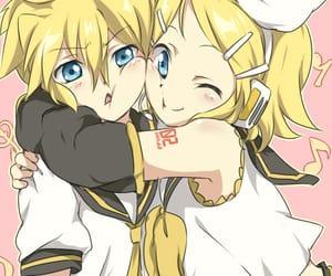 anime girl, gemelli, and brothers image
