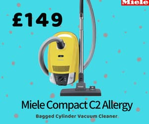 miele and compact c2 allergy image
