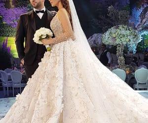 couple, wedding, and Dream image