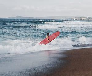 adventure, beach, and nature image