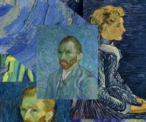 painting, van gogh, and vincent van gogh image
