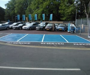 parking, services, and linemarking image