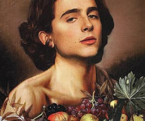 art, call me by your name, and timothee chalamet image