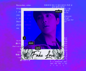 aesthetic, pastel, and fake love image