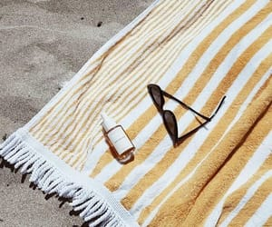 beach, fashion, and summer image